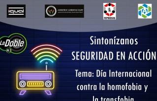 Día Internacional contra la Homofobia, lesbofobia, Transfobia y Bifobia