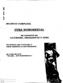 Cura homosexual