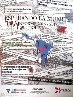 Esperando la muerte Informe 2016 - 2017 Bolivia