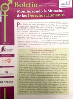 Monitoreando la situación de los Derechos Humanos