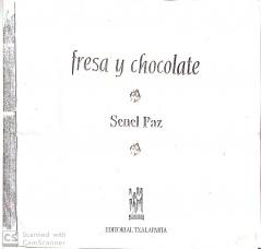 Fresa y Chocolate (Libro)